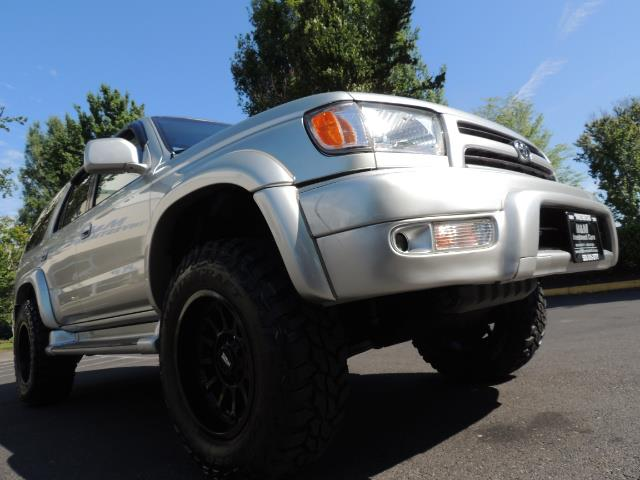 2000 Toyota 4Runner SR5 4dr SR5 / 4X4 /  5-SPEED MANUAL / LIFTED - Photo 10 - Portland, OR 97217