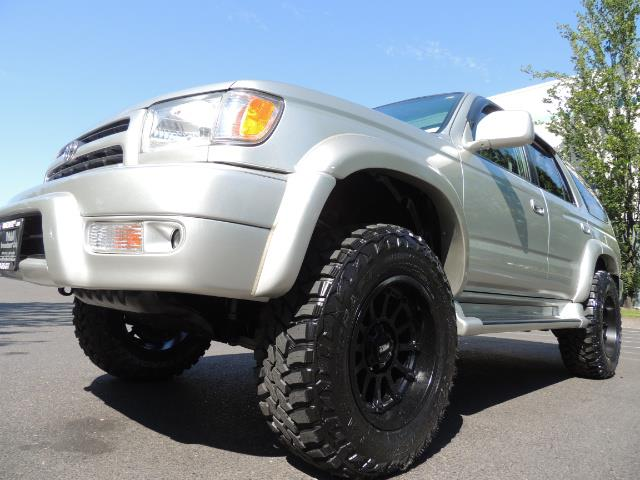 2000 Toyota 4Runner SR5 4dr SR5 / 4X4 /  5-SPEED MANUAL / LIFTED - Photo 9 - Portland, OR 97217