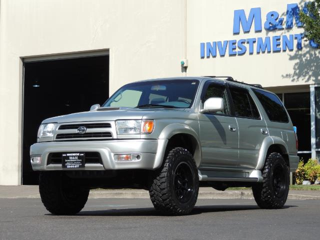 2000 Toyota 4Runner SR5 4dr SR5 / 4X4 /  5-SPEED MANUAL / LIFTED - Photo 45 - Portland, OR 97217