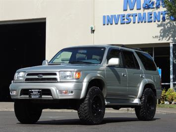 2000 Toyota 4Runner SR5 4dr SR5 / 4X4 /  5-SPEED MANUAL / LIFTED SUV