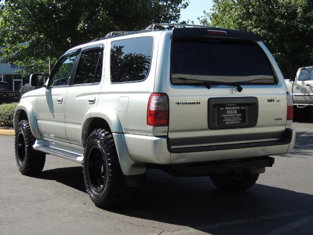 2000 Toyota 4Runner SR5 4dr SR5 / 4X4 /  5-SPEED MANUAL / LIFTED - Photo 8 - Portland, OR 97217
