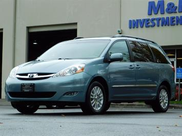 2010 Toyota Sienna XLE Limited / AWD / Leather / Navi / DVD / Sunroof Van