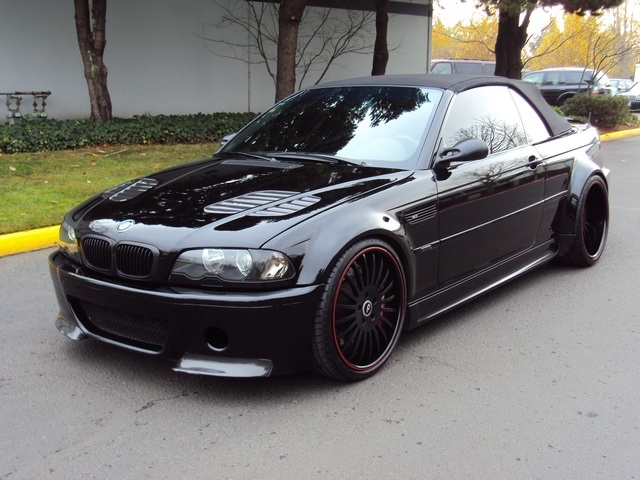 2006 bmw m3 convertible smg trans navi one of a kind. Black Bedroom Furniture Sets. Home Design Ideas