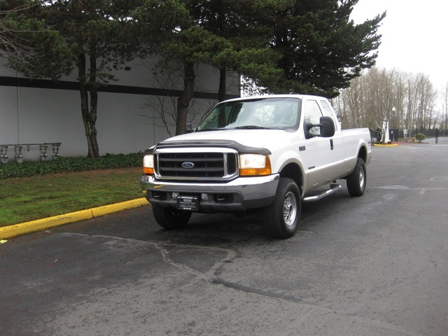 2000 Ford F-250 Super Duty Lariat/ 4x4/ 7.3L DIESEL/ Long Bed - Photo 48 - Portland, OR 97217
