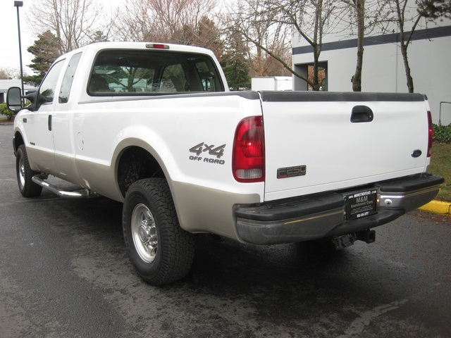 2000 Ford F-250 Super Duty Lariat/ 4x4/ 7.3L DIESEL/ Long Bed - Photo 47 - Portland, OR 97217