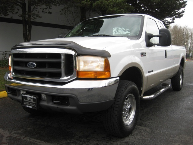 2000 Ford F-250 Super Duty Lariat/ 4x4/ 7.3L DIESEL/ Long Bed - Photo 44 - Portland, OR 97217