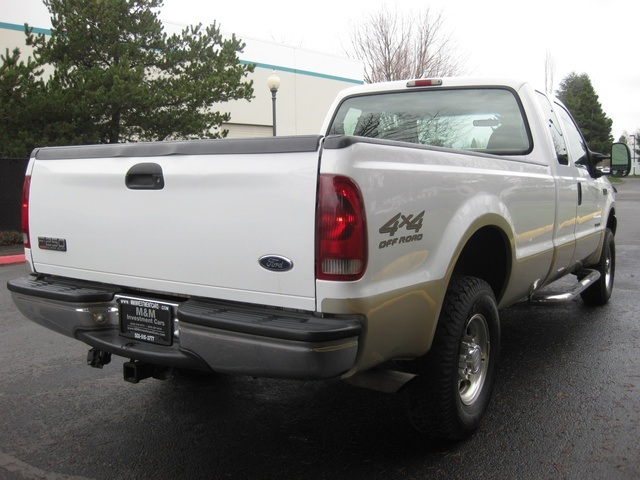 2000 Ford F-250 Super Duty Lariat/ 4x4/ 7.3L DIESEL/ Long Bed - Photo 46 - Portland, OR 97217