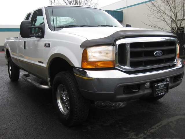 2000 Ford F-250 Super Duty Lariat/ 4x4/ 7.3L DIESEL/ Long Bed - Photo 45 - Portland, OR 97217