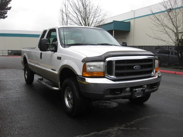 2000 Ford F-250 Super Duty Lariat/ 4x4/ 7.3L DIESEL/ Long Bed - Photo 7 - Portland, OR 97217
