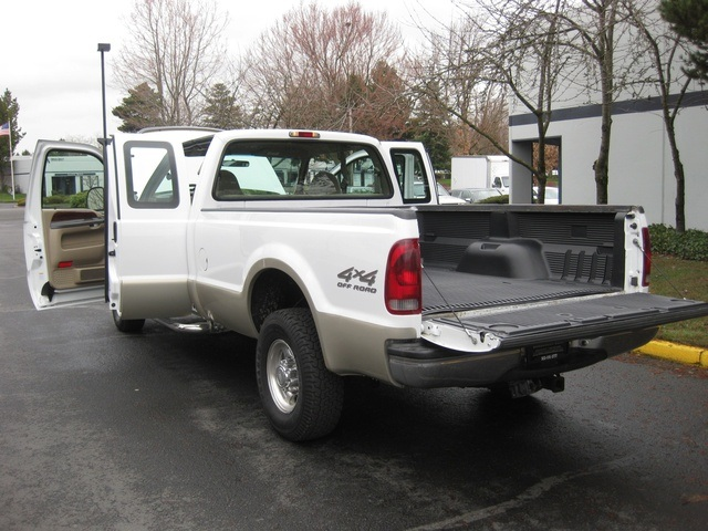 2000 Ford F-250 Super Duty Lariat/ 4x4/ 7.3L DIESEL/ Long Bed - Photo 10 - Portland, OR 97217
