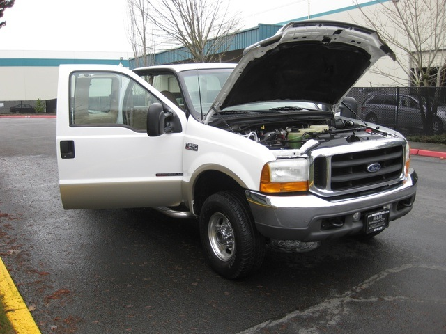 2000 Ford F-250 Super Duty Lariat/ 4x4/ 7.3L DIESEL/ Long Bed - Photo 14 - Portland, OR 97217