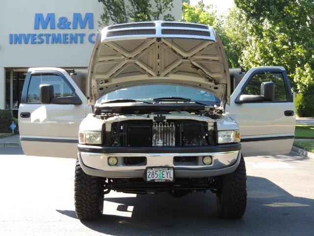 1999 Dodge Ram 2500 4X4 / 5.9 L CUMMINS DIESEL / Long Bed / LIFTED !! - Photo 30 - Portland, OR 97217
