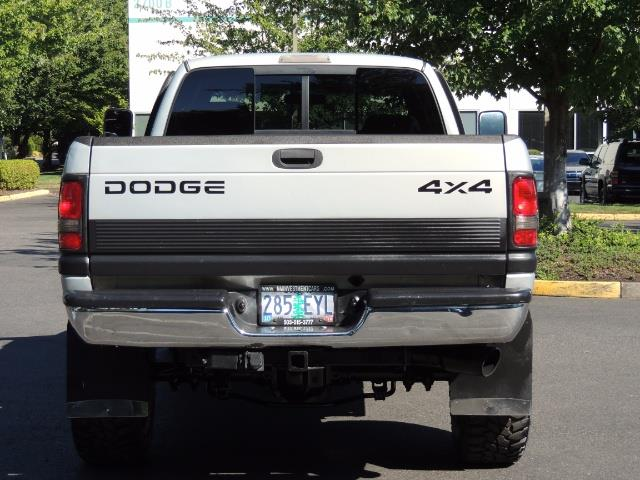 1999 Dodge Ram 2500 4X4 / 5.9 L CUMMINS DIESEL / Long Bed / LIFTED !! - Photo 6 - Portland, OR 97217