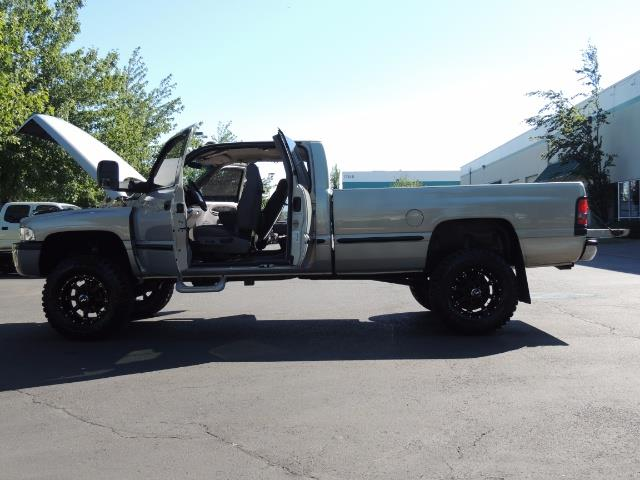 1999 Dodge Ram 2500 4X4 / 5.9 L CUMMINS DIESEL / Long Bed / LIFTED !! - Photo 23 - Portland, OR 97217