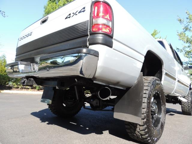 1999 Dodge Ram 2500 4X4 / 5.9 L CUMMINS DIESEL / Long Bed / LIFTED !! - Photo 11 - Portland, OR 97217