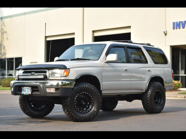 2000 Toyota 4Runner SR5 4X4 3.4L 6Cyl / LIFTED / TIMING BELT DONE - Photo 45 - Portland, OR 97217