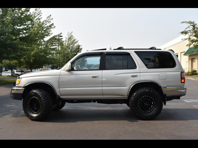 2000 Toyota 4Runner SR5 4X4 3.4L 6Cyl / LIFTED / TIMING BELT DONE - Photo 26 - Portland, OR 97217