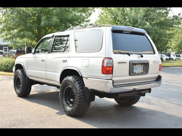 2000 Toyota 4Runner SR5 4X4 3.4L 6Cyl / LIFTED / TIMING BELT DONE - Photo 7 - Portland, OR 97217