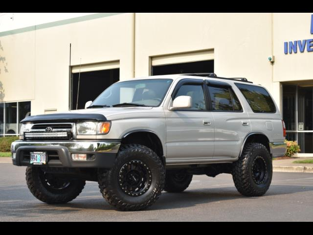 2000 Toyota 4Runner SR5 4X4 3.4L 6Cyl / LIFTED / TIMING BELT DONE - Photo 46 - Portland, OR 97217