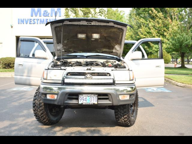 2000 Toyota 4Runner SR5 4X4 3.4L 6Cyl / LIFTED / TIMING BELT DONE - Photo 44 - Portland, OR 97217