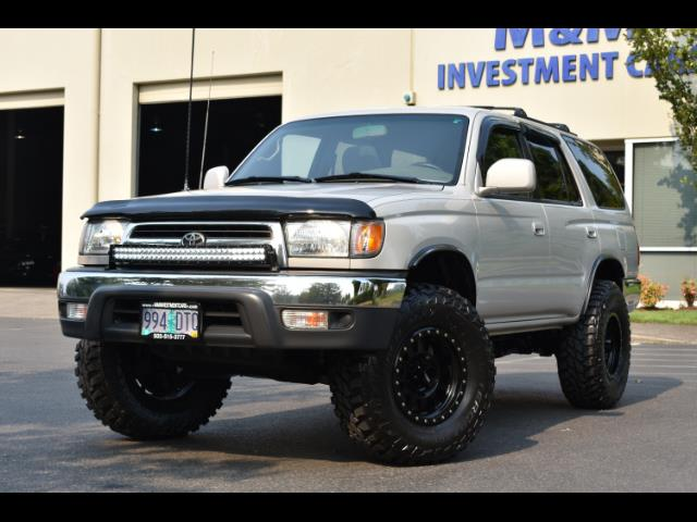 2000 Toyota 4Runner SR5 4X4 3.4L 6Cyl / LIFTED / TIMING BELT DONE - Photo 11 - Portland, OR 97217