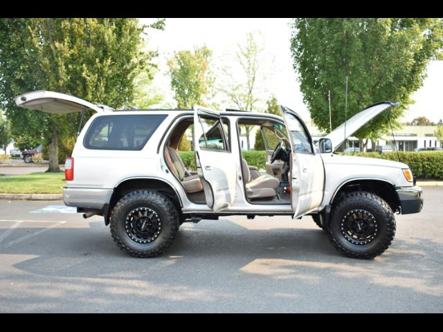 2000 Toyota 4Runner SR5 4X4 3.4L 6Cyl / LIFTED / TIMING BELT DONE - Photo 42 - Portland, OR 97217