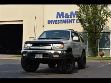 2000 Toyota 4Runner SR5 4X4 3.4L 6Cyl / LIFTED / TIMING BELT DONE SUV