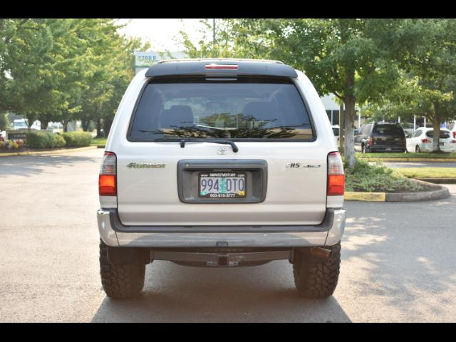 2000 Toyota 4Runner SR5 4X4 3.4L 6Cyl / LIFTED / TIMING BELT DONE - Photo 6 - Portland, OR 97217
