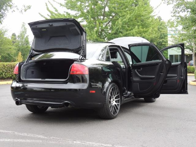 2008 Audi A4 2.0T Special Ed./ S-LINE / Leather / Sunroof - Photo 29 - Portland, OR 97217