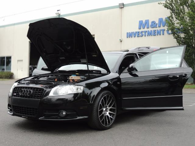 2008 Audi A4 2.0T Special Ed./ S-LINE / Leather / Sunroof - Photo 25 - Portland, OR 97217