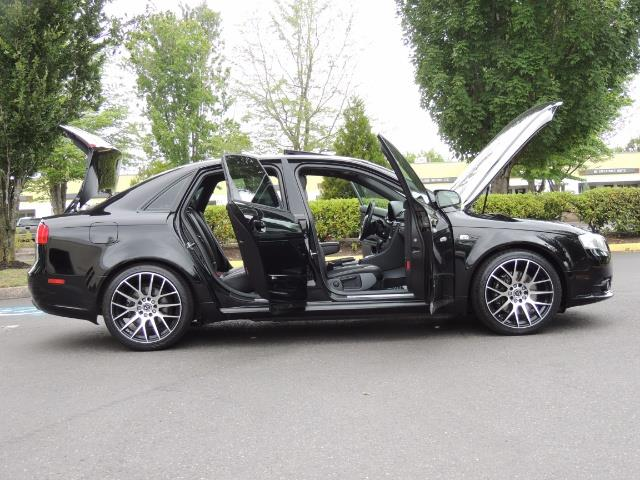 2008 Audi A4 2.0T Special Ed./ S-LINE / Leather / Sunroof - Photo 24 - Portland, OR 97217