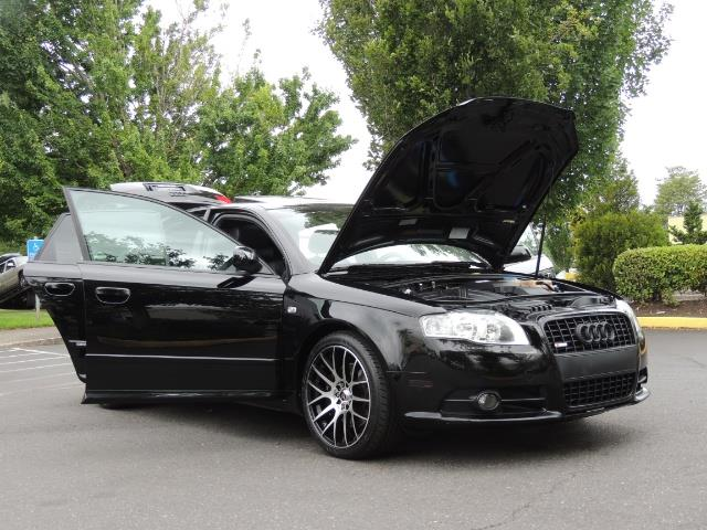 2008 Audi A4 2.0T Special Ed./ S-LINE / Leather / Sunroof - Photo 30 - Portland, OR 97217