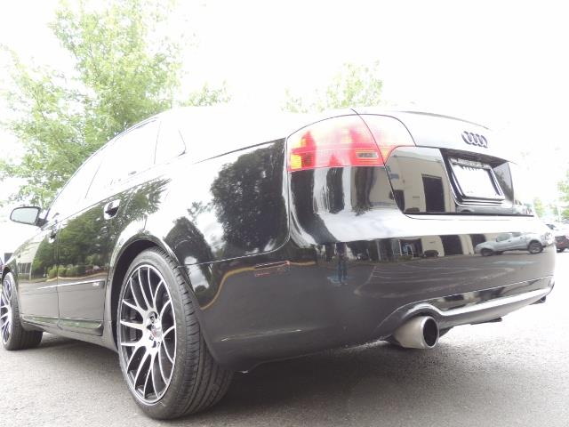 2008 Audi A4 2.0T Special Ed./ S-LINE / Leather / Sunroof - Photo 11 - Portland, OR 97217