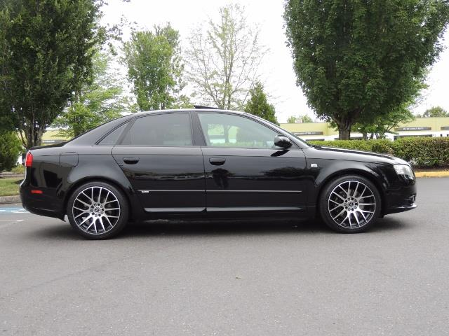 2008 Audi A4 2.0T Special Ed./ S-LINE / Leather / Sunroof - Photo 4 - Portland, OR 97217