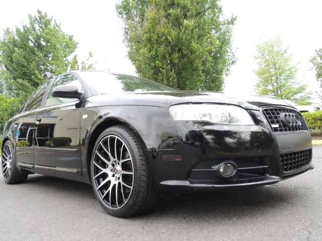 2008 Audi A4 2.0T Special Ed./ S-LINE / Leather / Sunroof - Photo 10 - Portland, OR 97217