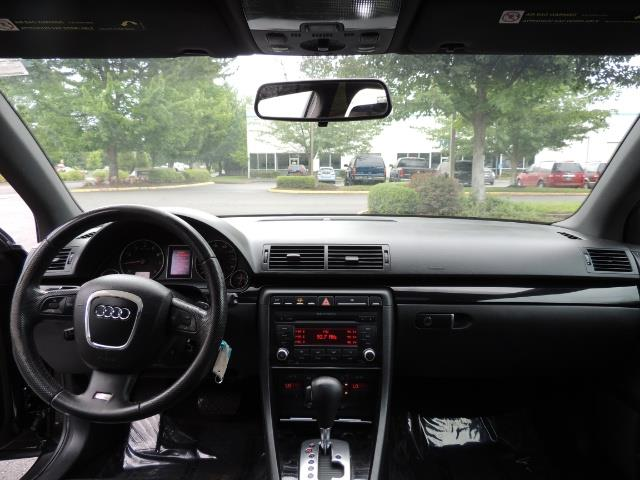 2008 Audi A4 2.0T Special Ed./ S-LINE / Leather / Sunroof - Photo 34 - Portland, OR 97217