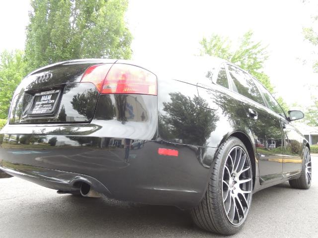 2008 Audi A4 2.0T Special Ed./ S-LINE / Leather / Sunroof - Photo 12 - Portland, OR 97217