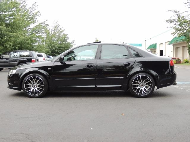 2008 Audi A4 2.0T Special Ed./ S-LINE / Leather / Sunroof - Photo 3 - Portland, OR 97217