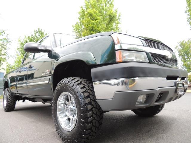 2003 Chevrolet Silverado 2500 LT 4dr Crew Cab LT / 4X4 / 6.6L DURAMAX / ALLISON - Photo 10 - Portland, OR 97217