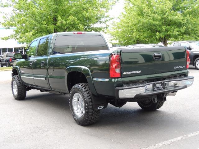 2003 Chevrolet Silverado 2500 LT 4dr Crew Cab LT / 4X4 / 6.6L DURAMAX / ALLISON - Photo 7 - Portland, OR 97217