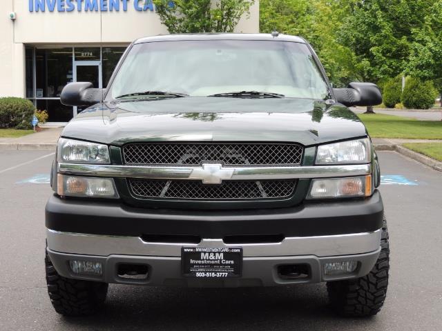 2003 Chevrolet Silverado 2500 LT 4dr Crew Cab LT / 4X4 / 6.6L DURAMAX / ALLISON - Photo 5 - Portland, OR 97217