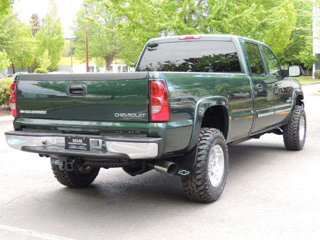 2003 Chevrolet Silverado 2500 LT 4dr Crew Cab LT / 4X4 / 6.6L DURAMAX / ALLISON - Photo 8 - Portland, OR 97217