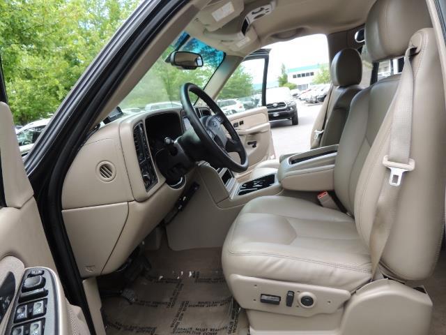 2003 Chevrolet Silverado 2500 LT 4dr Crew Cab LT / 4X4 / 6.6L DURAMAX / ALLISON - Photo 15 - Portland, OR 97217