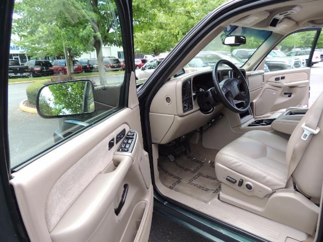 2003 Chevrolet Silverado 2500 LT 4dr Crew Cab LT / 4X4 / 6.6L DURAMAX / ALLISON - Photo 13 - Portland, OR 97217