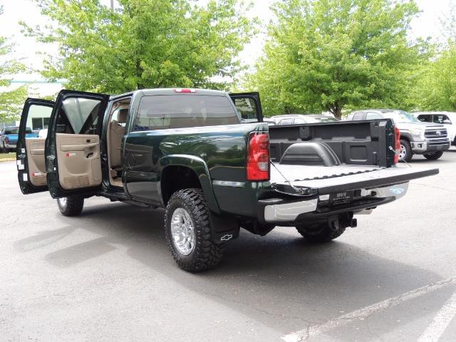2003 Chevrolet Silverado 2500 LT 4dr Crew Cab LT / 4X4 / 6.6L DURAMAX / ALLISON - Photo 27 - Portland, OR 97217