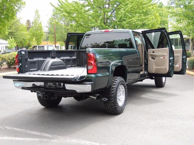 2003 Chevrolet Silverado 2500 LT 4dr Crew Cab LT / 4X4 / 6.6L DURAMAX / ALLISON - Photo 29 - Portland, OR 97217