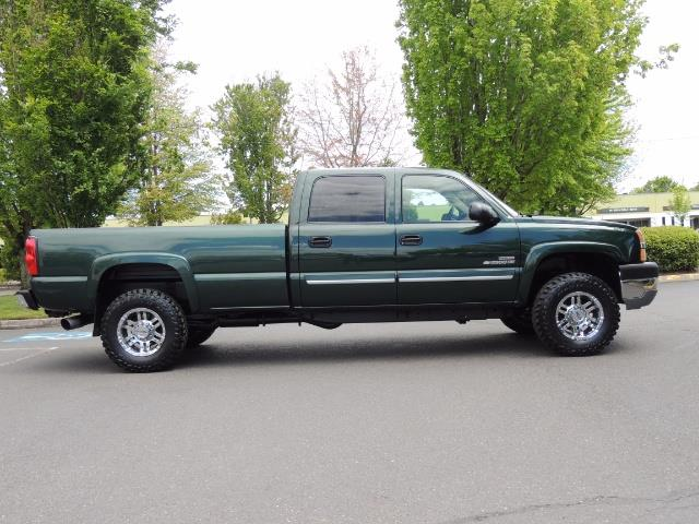 2003 Chevrolet Silverado 2500 LT 4dr Crew Cab LT / 4X4 / 6.6L DURAMAX / ALLISON - Photo 4 - Portland, OR 97217