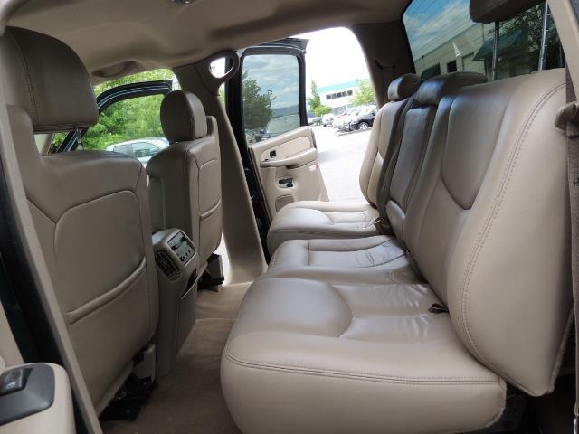 2003 Chevrolet Silverado 2500 LT 4dr Crew Cab LT / 4X4 / 6.6L DURAMAX / ALLISON - Photo 16 - Portland, OR 97217