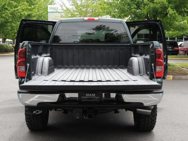 2003 Chevrolet Silverado 2500 LT 4dr Crew Cab LT / 4X4 / 6.6L DURAMAX / ALLISON - Photo 22 - Portland, OR 97217
