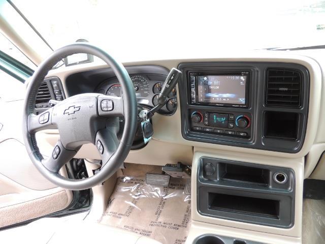 2003 Chevrolet Silverado 2500 LT 4dr Crew Cab LT / 4X4 / 6.6L DURAMAX / ALLISON - Photo 19 - Portland, OR 97217